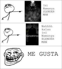 ini meme komik buatanku sendiri XD WOWnya ya teman ;)