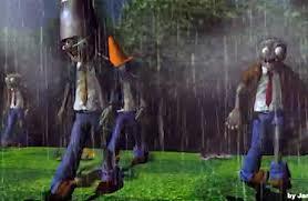plants vs zombies PS 3