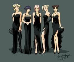 Temari,Hinata,Sakura,Ino,Ten ten Pilih yang mana