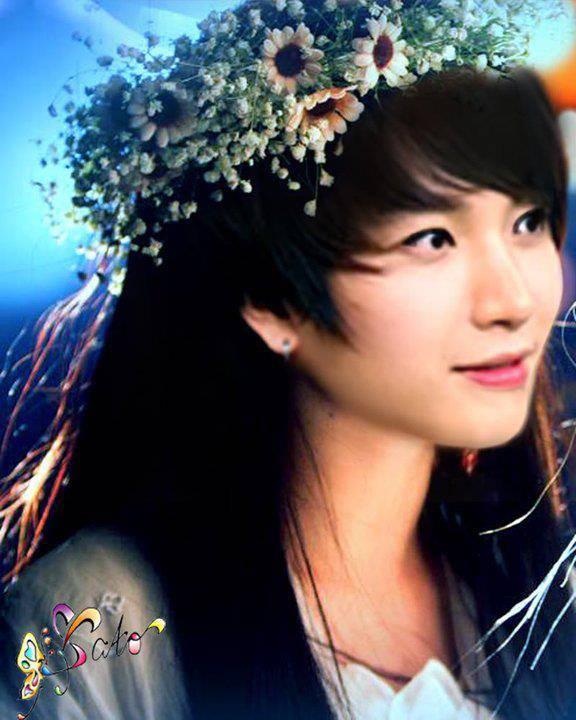 Beauty Leeteuk..... XD