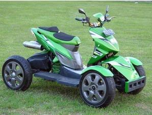 Honda Vario yang ga kalah keren sama Spyder bike
