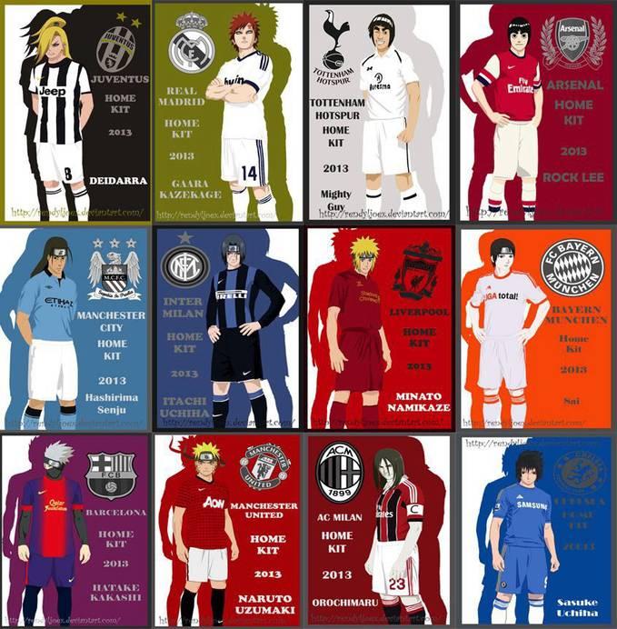 jika mereka masuk ke clup sepak bola.. mungkin bisa dapat uefa champions terus.. hahaha