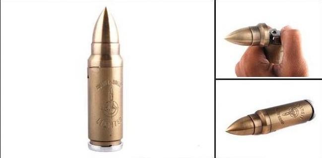 Hunter Bullet Lighter Lighter Unik Berbentuk peluru senapan Ukuran: 2.5cm x 2.5cm x 10.5cm Kevin - Telp/sms = 08889761702 - Pin BB = 31CAFDA7 - YM = cs_kevin2 - email = cs.kevin@yahoo.com