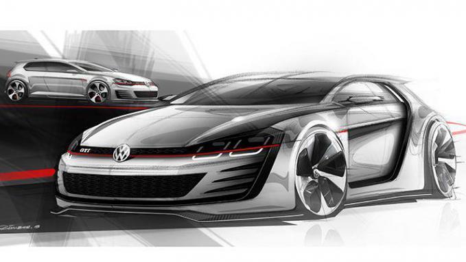 VW GTi Racing Concept