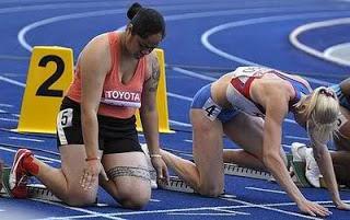 Atlit Olahraga Lari tergemuk Di Dunia