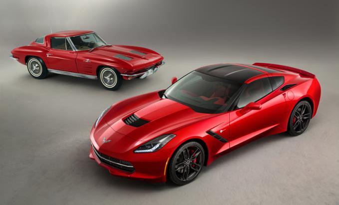 Corvette Tertua VS Corvette Termuda.. Eksotis!