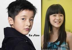 WOW, pemain utama CJ7 (Dicky) itu diperankan oleh seorang wanita. Nama aslinya Xu Jiao. lucuu