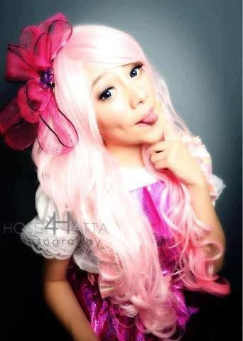 Ada Barbie CherryBelle Nih Asli Loh!,GK Palsu ,Like Nya donk Untuk Kezia Chibi