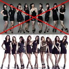 CerryBelle Plagiat SNSD WOW dulu !