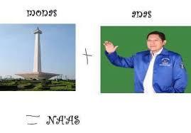 naas = monas + anas
