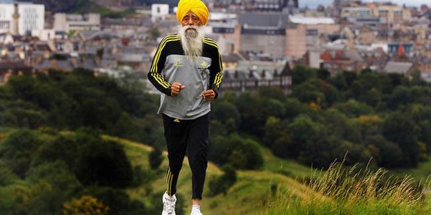 Di Usia 101 Tahun, Kakek Ini Sanggup Lari 10 Km Dalam 1,5 Jam