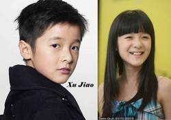 ini foto dicky cj7...nama aslinya xu jiao...ternyata dia perempuan...