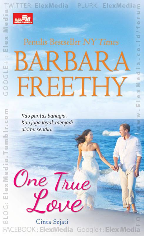 Lisa tidak pernah pernah mengharapkan kemunculan mantan suaminya... masuk kembali ke kehidupannya dan mengambil alih hidupnya... CR: ONE TRUE LOVE - Cinta Sejati http://ow.ly/kTvFA Harga: Rp. 59.800