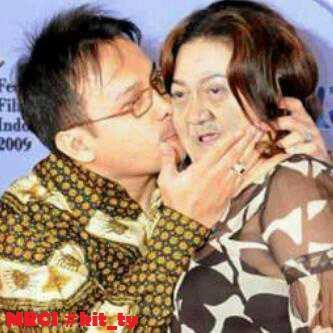 Akhirnya Adi Bing Slamet & Eyang Subur bisa berdamai serta saling memaafkan.