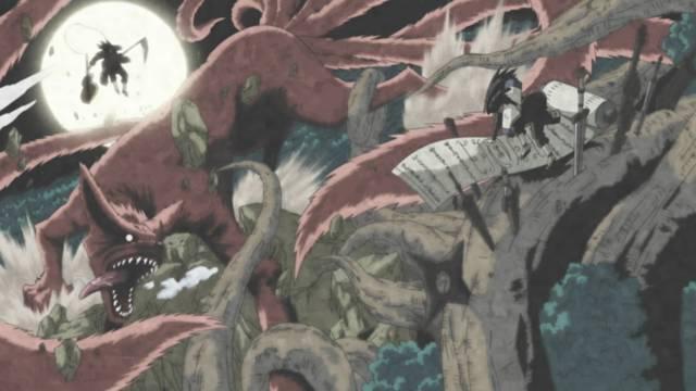 Legenda Perang Darah Yang Disebut Perang Legenda Uciha Madara Dan Hashirama Senju.Kalian Yang Udah Nonton Wow Nya Yaq :D