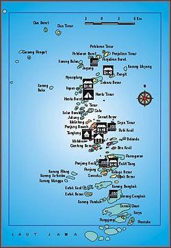 Jawa Merupakan Pulau Berpenghuni Yang Paling Selatan Atau Paling