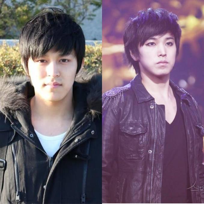 Lee sungjin & Lee Sungmin