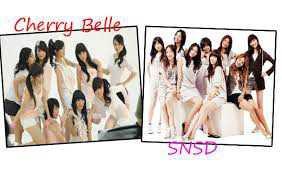 Wah, Cherry Belle vs SNSD.. katanya sih cherry Belle Plagiant SNSD apa betul?? Kalau menurut kalian apa itu benar?? Jangan lupa WOW nya ya!!