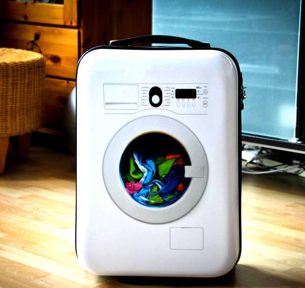"""Koper dengan desain mesin cuci ini unik banget, kan? """"wow"""