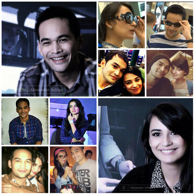 Couple favorit aku Teuku Wisnu-Shireen Sungkar.. kalo couple favorit kalian siapa?
