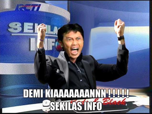 Demi Kiaaaaaaannn !!! Sekilas Info Dari Arya Wiguna