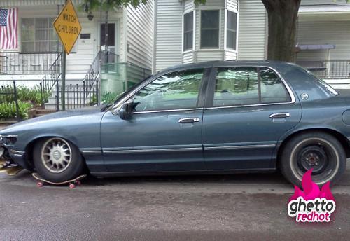 Modifikasi mobil yang keren