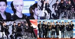 EXO Tarik Perhatian Dengan Penampilan Baru di Dream Concert 2013