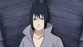 """Sasuke Uchiha (ã??ã?¡ã?¯ã?µã?¹ã?± Uchiha Sasuke?) adalah seorang karakter fiktif dari komik dan anime Naruto. Nama depan Sasuke, konon berasal dari nama seorang ninja legendaris, Sarutobi Sasuke. Sedangkan nama belakangnya, """"Uchiha"""" dibaca sebagai """"uchiwa"""""""