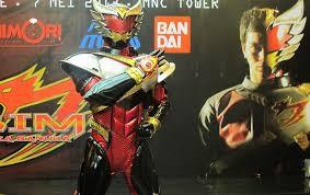"""Super Hero Fenomenal Lahir di Indonesi Tahun ini, RCTI akan memberikan warna baru dengan menayangkan """"BIMA Satria Garuda"""" hasil kerjasama antara MNC Media dan Ishimori Production, perusahaan Jepang yang pernah memproduksiseri Ksatria BajaHitam"""