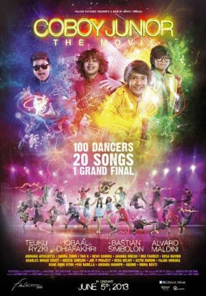 """Ini adalah film terbaru boyband cilik Indonesia """"Coboy Junior"""" tayang perdana pada tgl 5 June 2013 mendatang... yg comate buruan ya! yang ACJR gk usah comment drpd bikin ribut :p"""