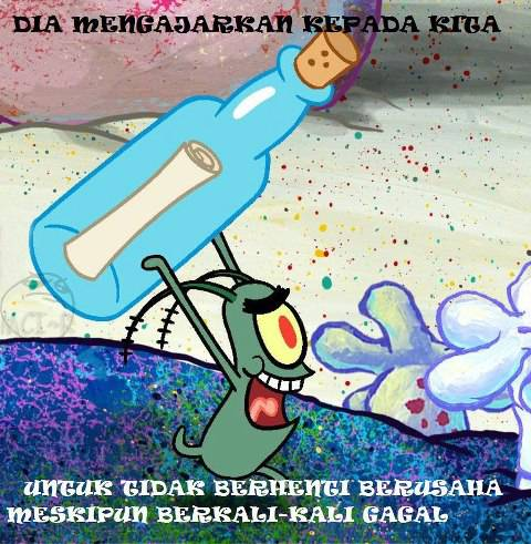 respect plankton