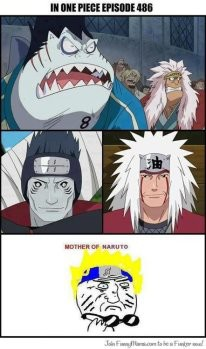 LOL XD mother of naruto wow
