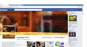 Cara buat profil fb menyatu dengan sampul Pengen Punya fb yang kerenn,, Saya ada solusi nya nih,yaitu MEMBUAT FOTO PROFIL FB MENYATU DENGAN FOTO SAMPUL.. 1.tken WOW dolo 2.Login akun fb anda 3.cari foto yg ingin anda gunakan tuk menyatu dengan