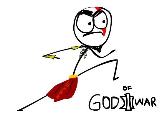 god of war 3... versi PIVOT ASLI BUATAN KU ITU....