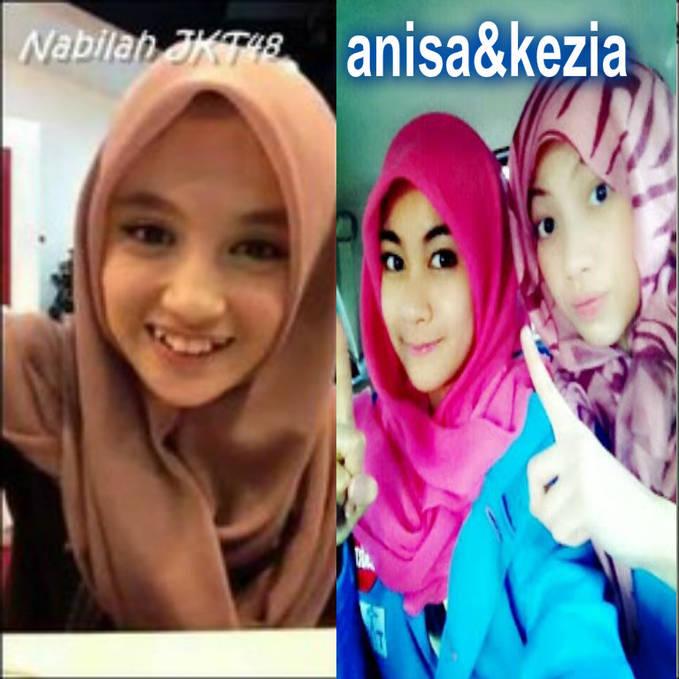 pilih siapa ? ce Anisa chibi&Kezia Chibi atau ka Nabilah jkt48 ?? kalo ce nisa&kezia klik Wownya ya,klo ka nabilah coment :)