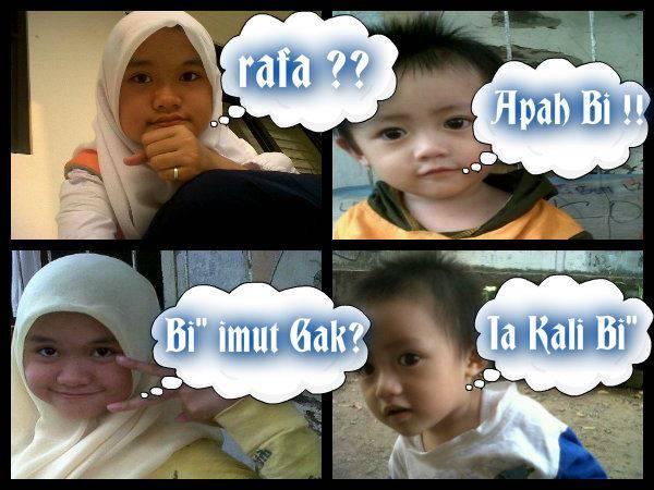 Dialog Antara Bibi nya And Keponakan nya :P Yg Sukaaaa Minta Wow Dund nya ALL