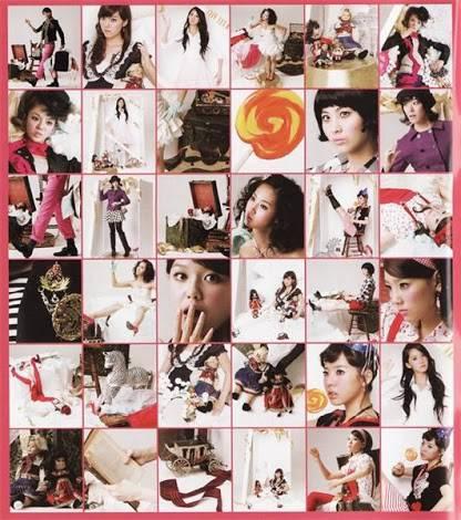 """Grid Photo dari kumpulan foto lagu SNSD """"Girls Generation"""" Bisa cari foto-fotonya di website resmi SNSD (http://girlsgeneration.smtown.com/)"""