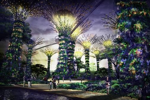 Cool~~ Singapore - Garden Bay Sand