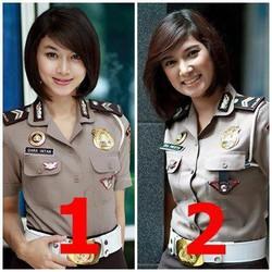 1 atau dua ... Jawab yang jujur ya ??? WOW nya donk :)