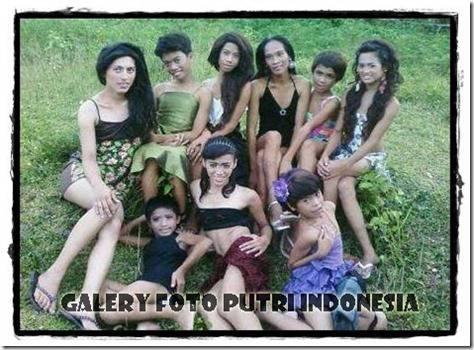 inilah para kontestan putri indonesia 2014 ... =D