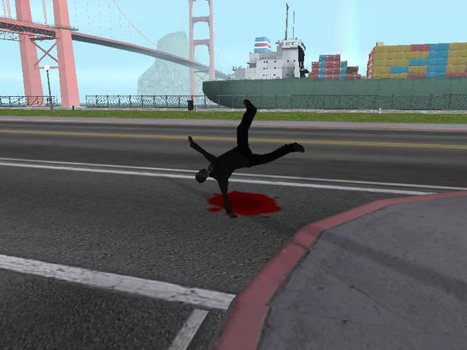 misteri Gta San Andreas pc (WOW)