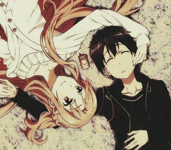Kirito Kawaii.. :) So sweet.. :) Please wow nya.. ;)