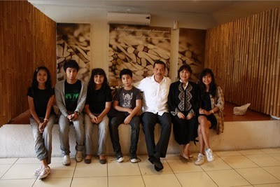 Raditya Dika With Fams