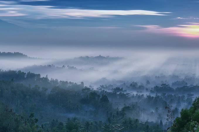 Candi Borobudur | Magelang, Jawa Tengah, Indonesia