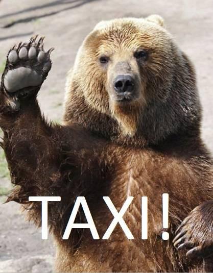TAXI! :D