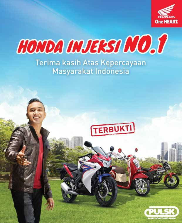 PULSK Love Honda - Kategori Baru dengan Hadiah Seru Jutaan Rupiah !