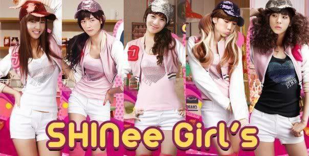SHINee versi Cewek nih *hihihihi* :)