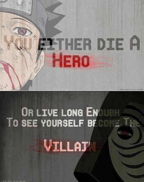 Story of my life...... ~Obito