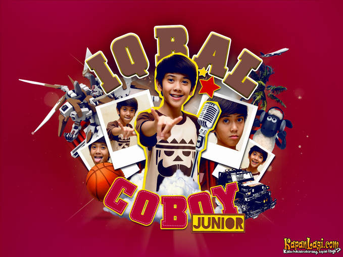 iqbaal coboy junior