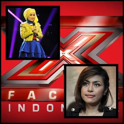 """Sipakah yang akan menang di X factor Indonesia? VOTE terus idola anda supaya menjadi pemenang di X factor Indonesia ;) <("""") Please klik WOW >_< And follow me ;) # I WILL FOLLBACK YOU #"""